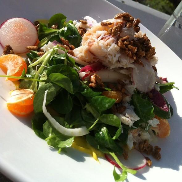 Dungeness Crab Salad @ JRDN Restaurant
