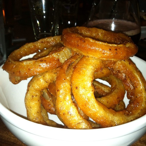 Onion Rings @ Heavy Seas AleHouse