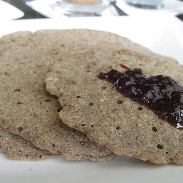 Buckwheat Pancakes @ Communion