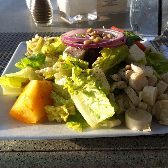 Bistro Chopped Salad @ Bistro 245