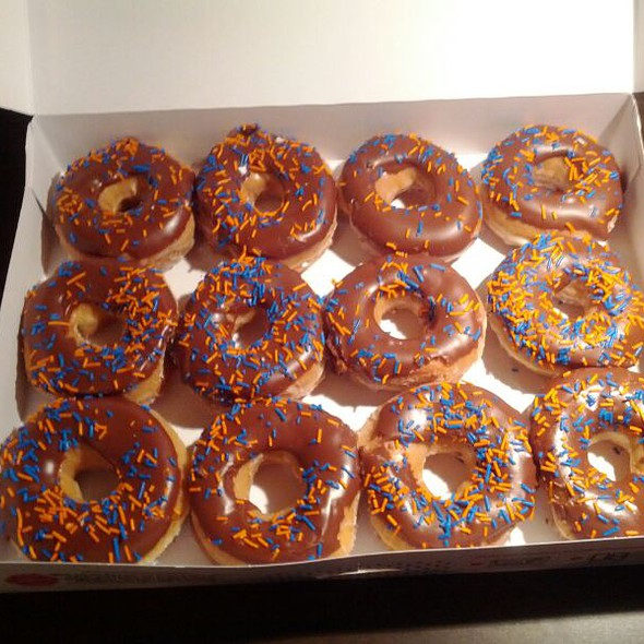 Donuts @ Krispy Kreme Gainesville