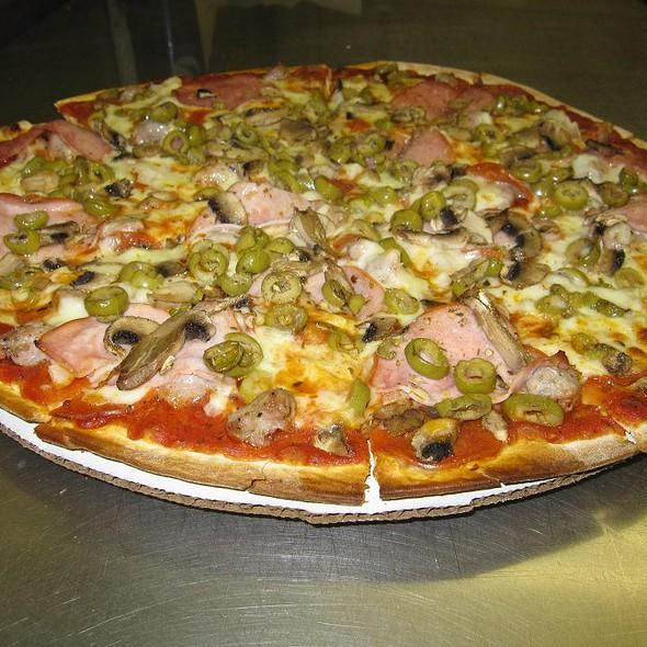 Fireside Special @ Storm's Fireside Pizza