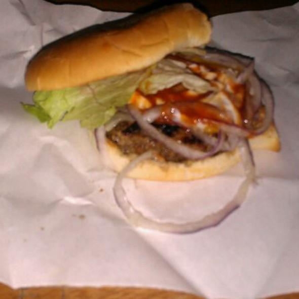Burger @ Burger Joint at Le Parker Meridian