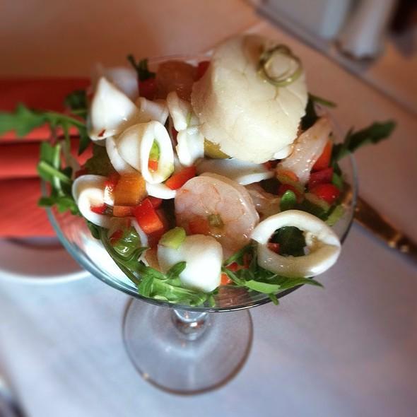 Seafood Martini - Soffritto Italian Grill, Newark, DE