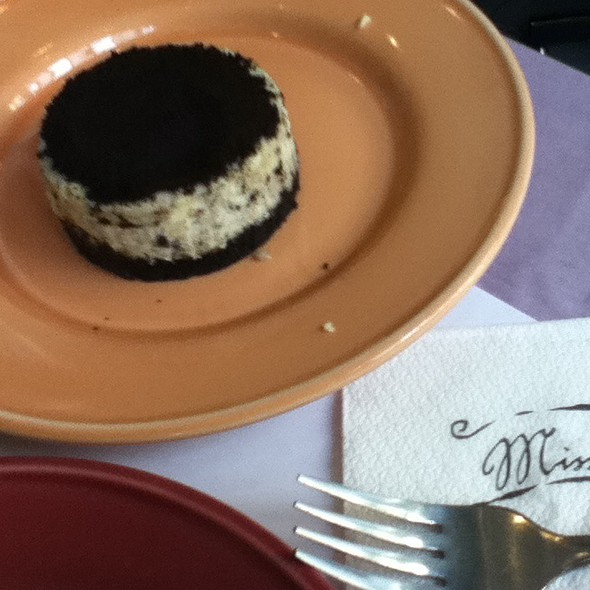 Oreo Cheesecake @ Miss Desserts