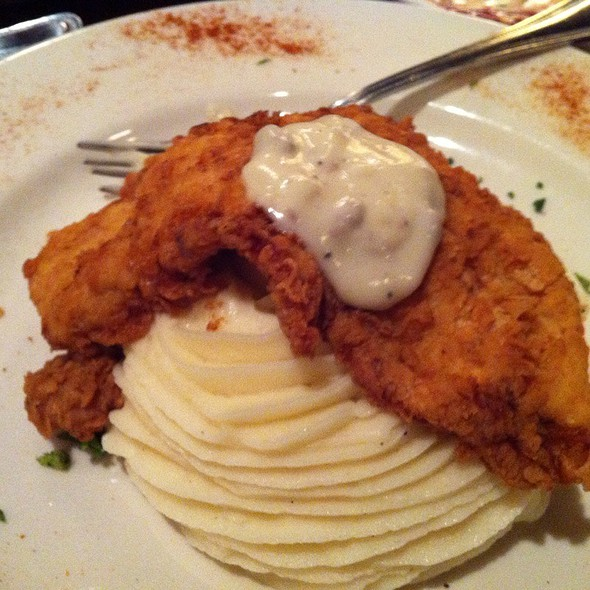Country Fried Steak - Hereford House - Independence, Independence, MO
