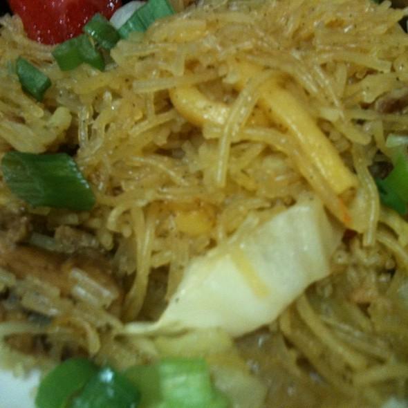 Pancit Bihon & Canton @ Zarlitos Family Restaurant