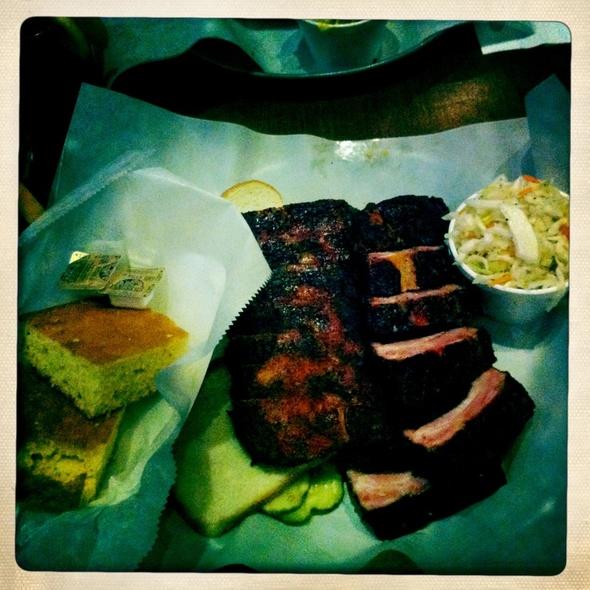 Baby Back Ribs @ Rub BBQ Restaurant