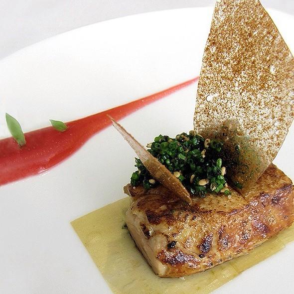Roast Foie Gras @ The Fat Duck