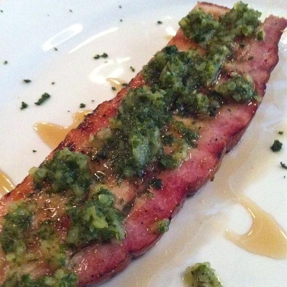 Bacon Com Defumação Caseira E Maple;