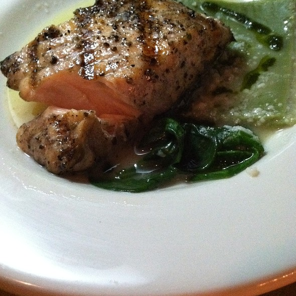 Salmon @ The Bistro B & Wine Bar