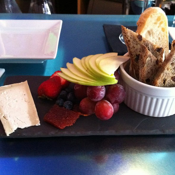 Truffled Tremor cheese @ Jet Wine Bar