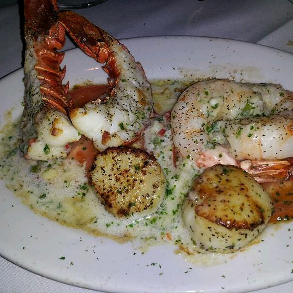 Seafood Trio @ Ruth's Chris Steak House
