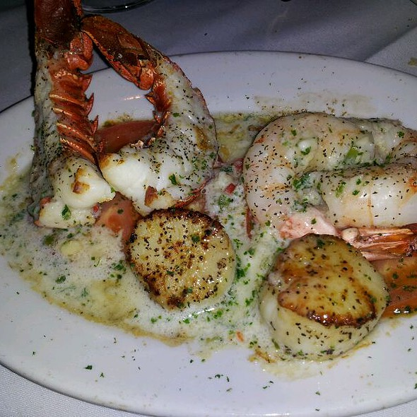 Seafood Trio @ Ruth's Chris Steak House