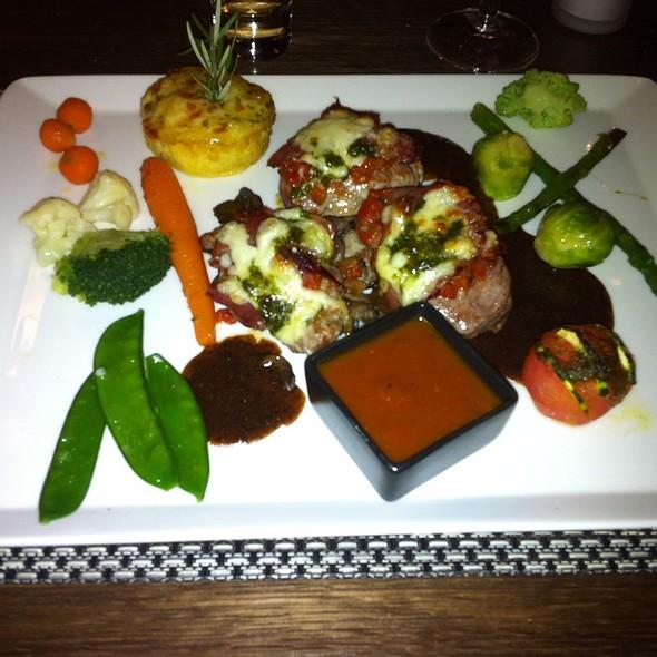 Mignon De Veau @ Restaurant De Spackelter