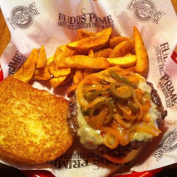 Inferno Burger @ Fuddruckers
