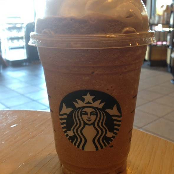 Mocha Frappuccino @ Starbucks