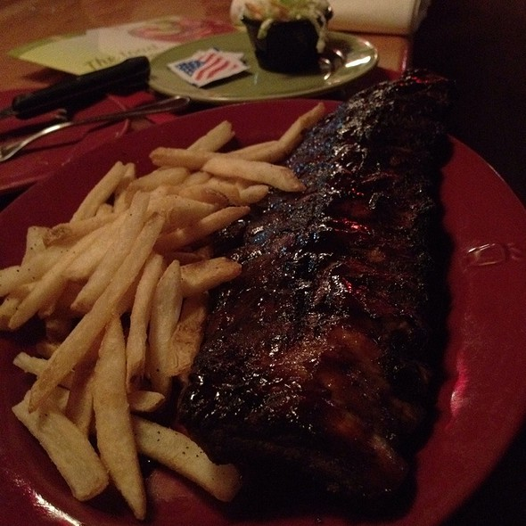 Ribs @ Applebee's