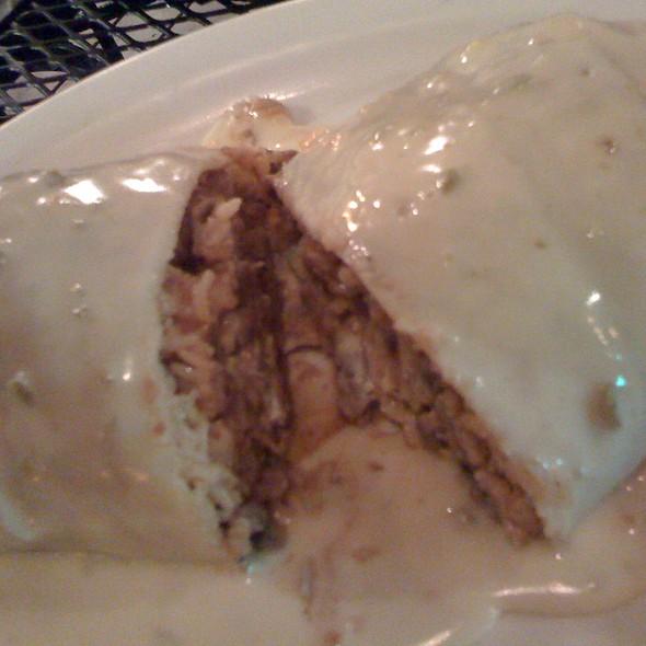 Burrito California @ Las Maracas