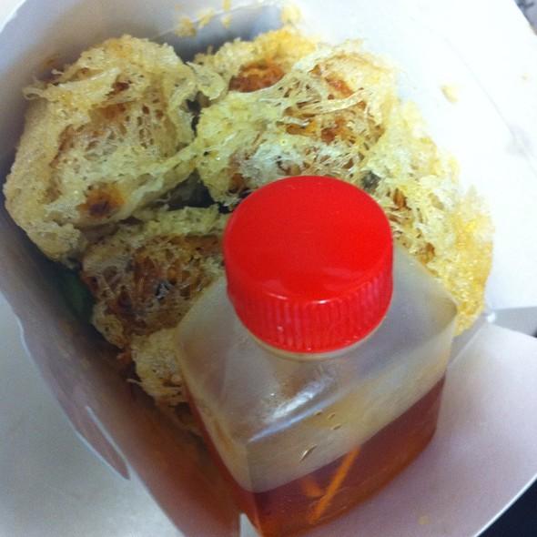 Crab Net Spring Rolls  @ Miss Chu