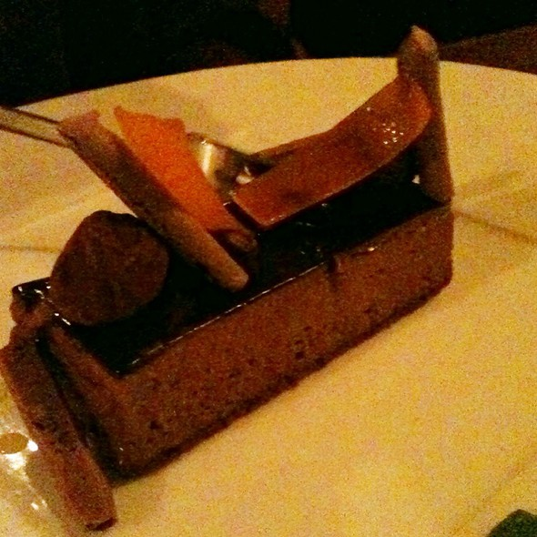 Chocolate Mousse Cake @ Bar Breton