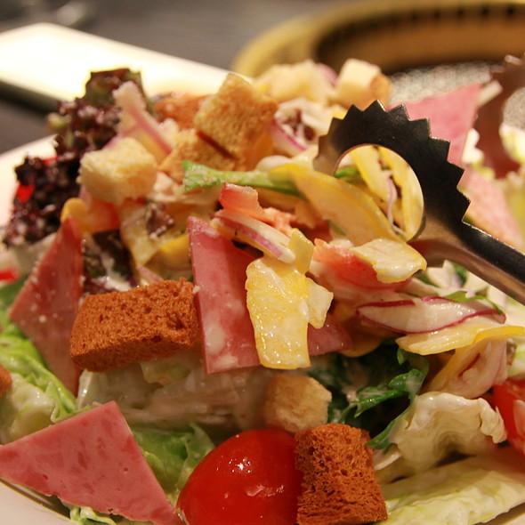 Salad @ 屋馬