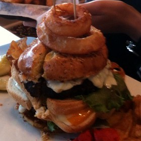 The Doomsday Burger - Deerfield, Newark, DE