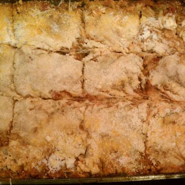 lasagna @ My House @ Baltimore