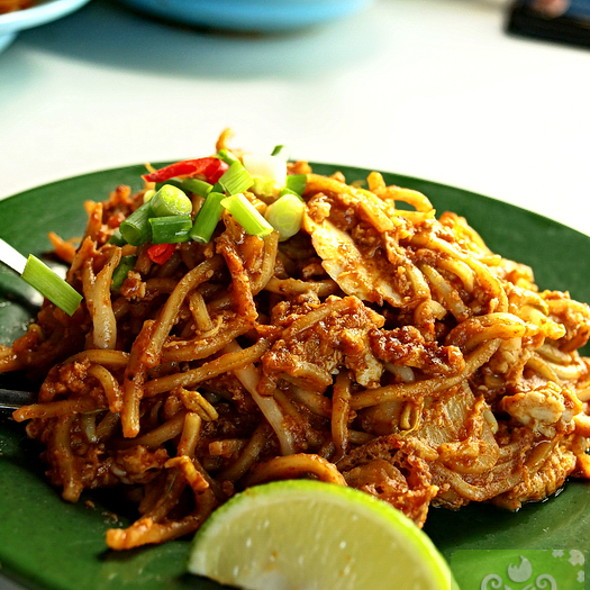 Indian Mee Goreng @ Yok Fong Cafe