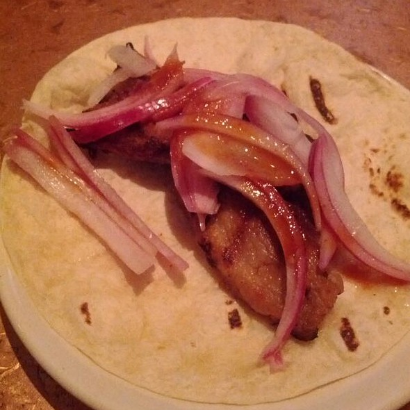 Pork Belly Tacos @ Five Horses Tavern