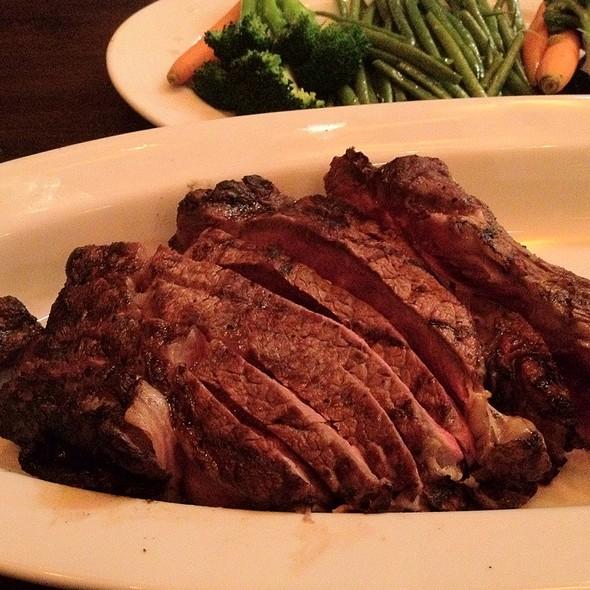Cowboy Steak - Jackalope Ranch, Indio, CA