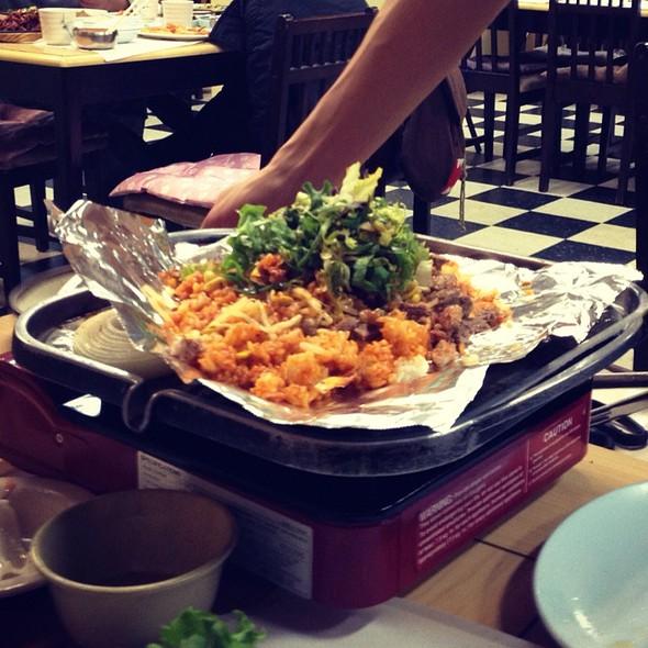 Kimchi Fried Rice @ To Bang