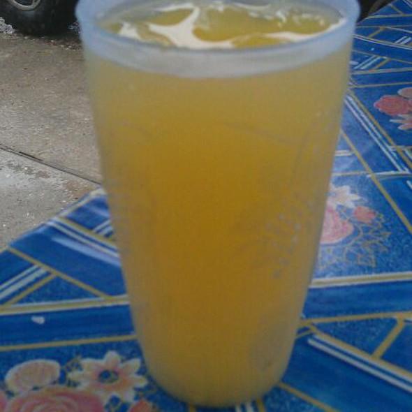 Orange Juice @ Neri's Tacos