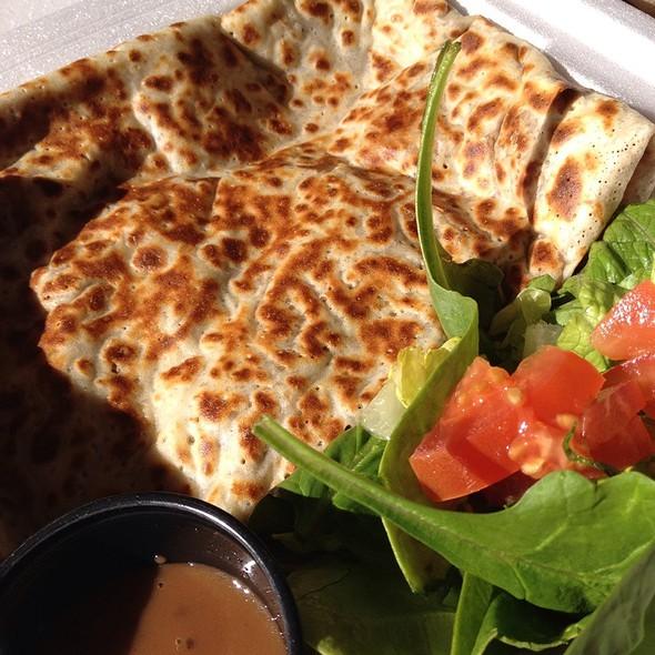 Andalusan Crepe @ Melt Gelato & Crepe Cafe