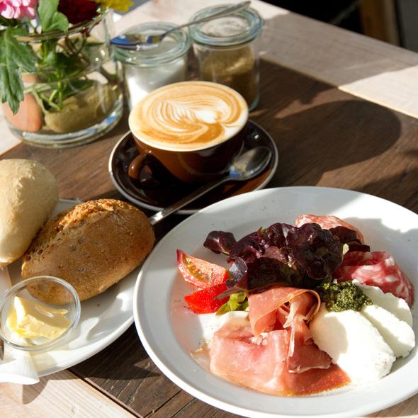Breakfast @ NO FIRE NO GLORY · Espresso Bar