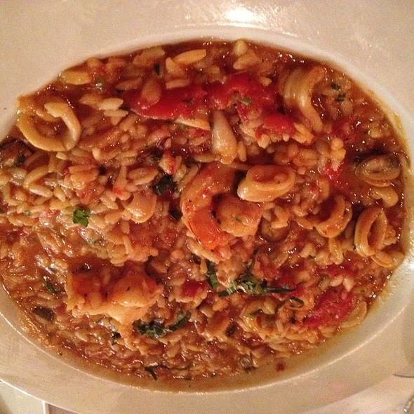 Seafood Risotto @ Gianmarco's Restaurant
