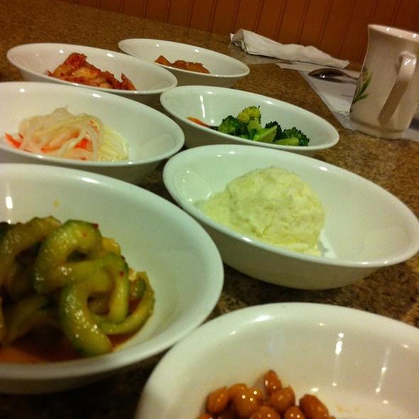 Kimchi Sides @ Nam Kang