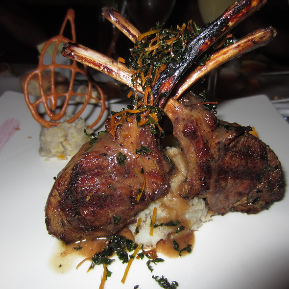 Lamb Chops @ Maria Marie's