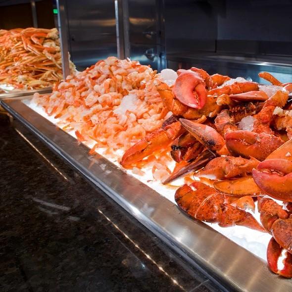Seafood @ Choices Buffet - Pala Casino Spa & Resort