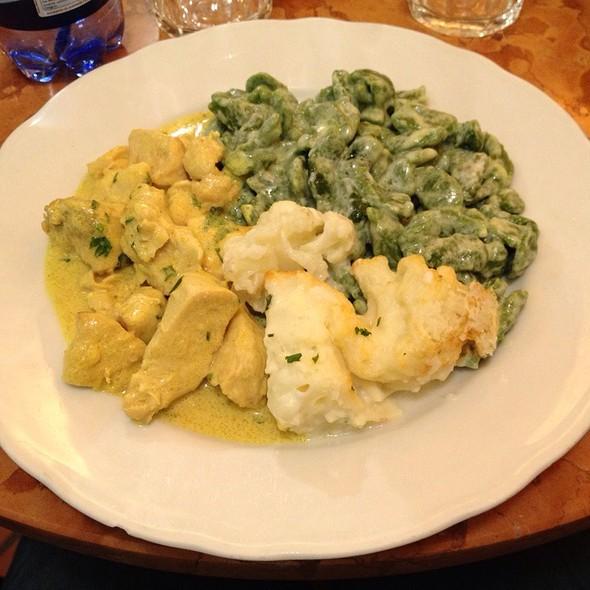 Mixed plate @ 13 Giugno - Mirabello