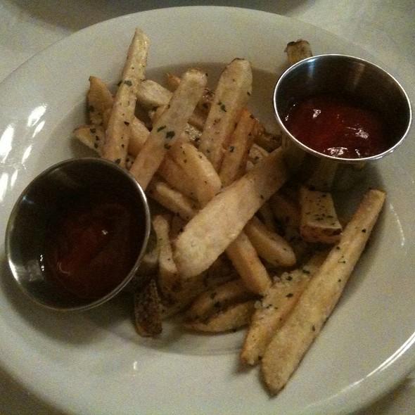 Truffle Parmesan Fries @ Sante'