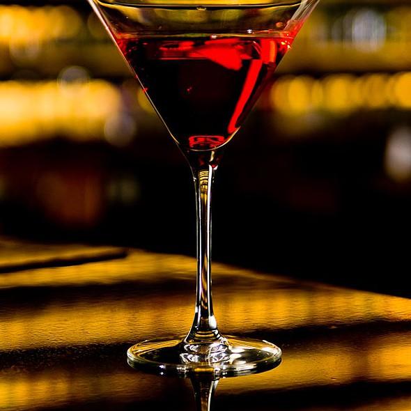 Martini @ Figueira Rubaiyat