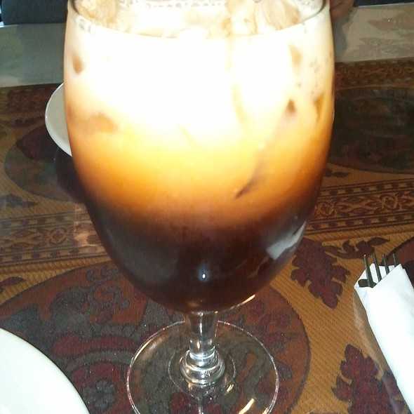 Thai Tea @ Teppanom Thai Restaurant