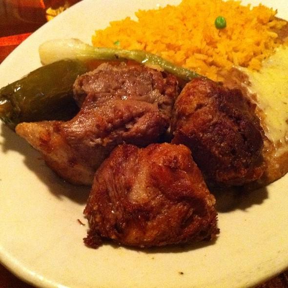 Carnitas @ El Taco Loco Mexican Restaurant