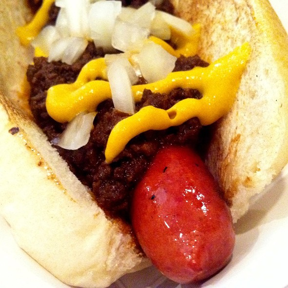 The Detroit Coney @ Hot Diggity!