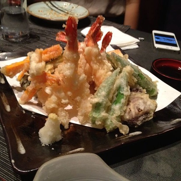 Assorted Tempura @ Jurin Japanese Restaurant