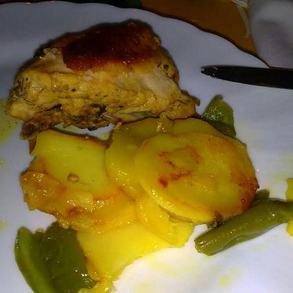 Pollo E Patate 'Mbacchiuse @ 87100 Cosenza