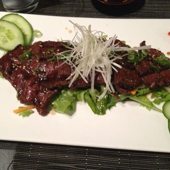 Wagyu Beef Steak @ Jurin Japanese Restaurant