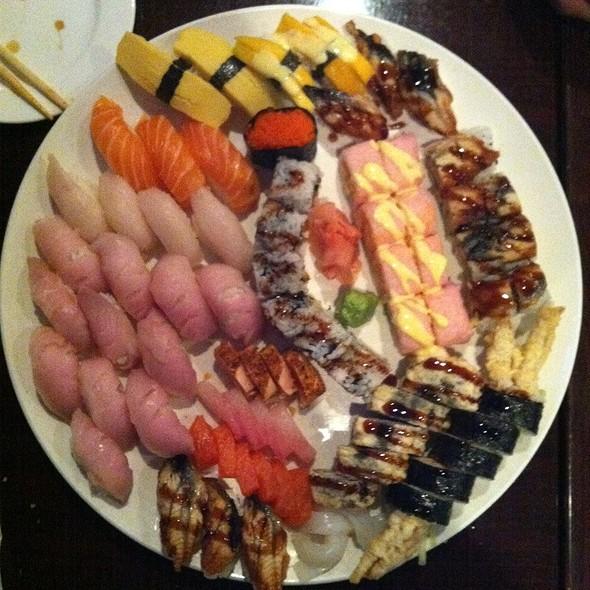 Unlimited Sushi!