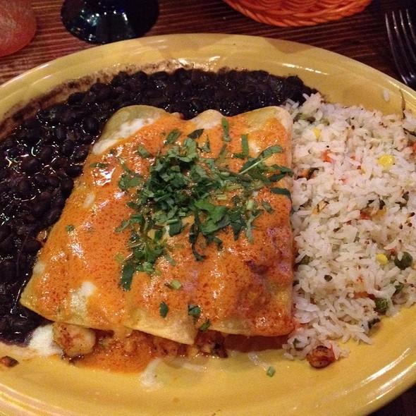 Baja Enchiladas @ El Sol Mexican